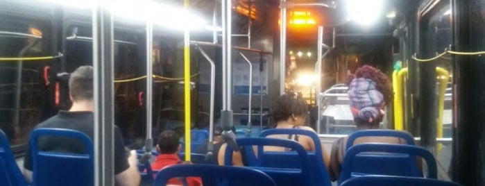 Miami-Dade Transit - Metrobus Route 150 (Airport Flyer) is one of My favorite places :).