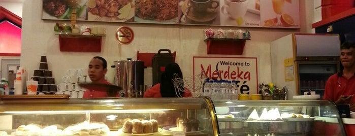 Merdeka Cafe, Menara Dato Onn is one of Cafe & Kopitiam.