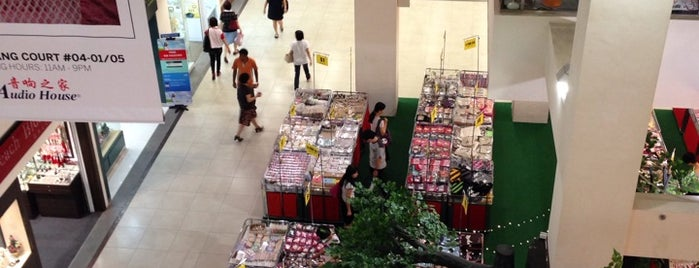 Liang Court is one of Retail Therapy Prescriptions.
