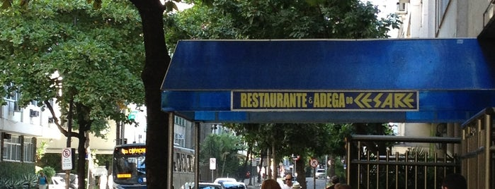 Adega do Cesare is one of After-beach Type of Hungry.