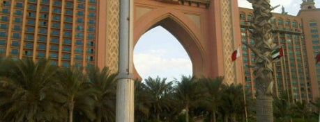 Atlantis The Palm أتلانتس النخلة is one of Best Places in Dubai.