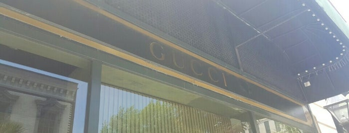 Gucci is one of Hotels by Travel Destinations LLC.