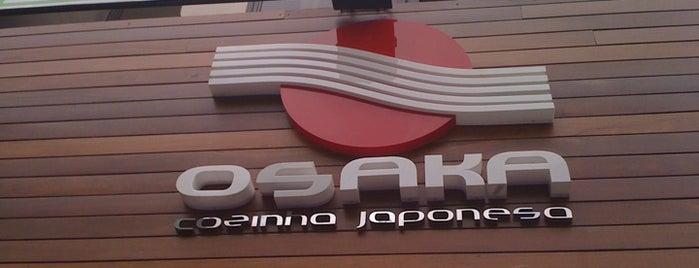 Osaka Cozinha Japonesa is one of Restaurante.