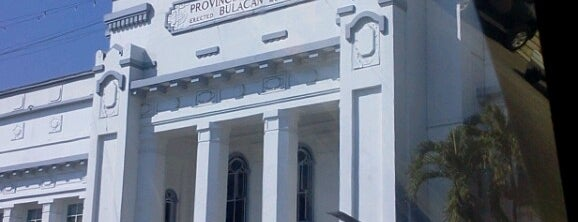 Bulacan Provincial Capitol is one of fave spot.