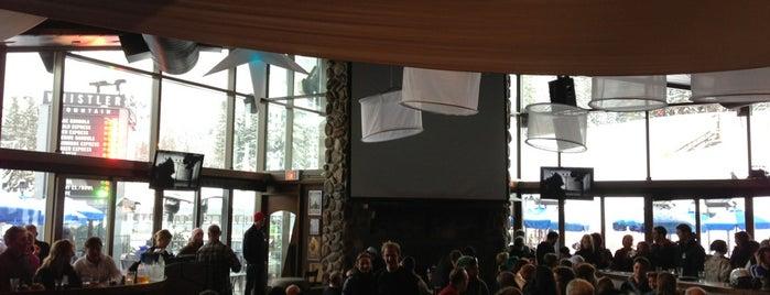 (GLC) Garibaldi Lift Co. Bar & Grill is one of Ski Bum Badge.