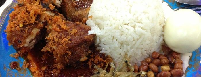 Restoran Al-Rafi Bistro is one of jalan2 cari makan seksyen 13 shah alam.