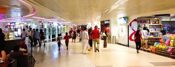 Terminal 3 Basement 2 Mall is one of Retail Therapy Prescriptions.