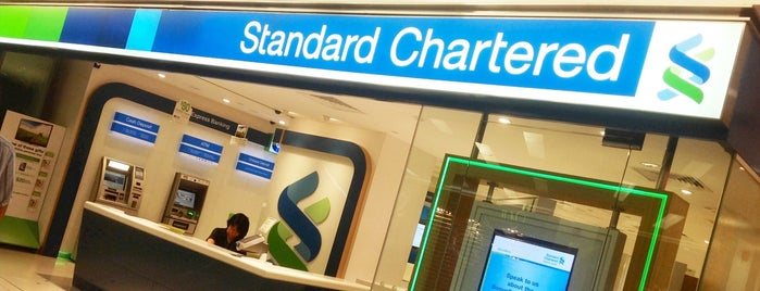 Standard Chartered Bank (Clementi Mall) is one of Standard Chartered Bank Branches (Singapore).