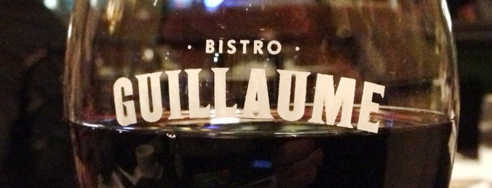 Bistro Guillaume is one of Been there.