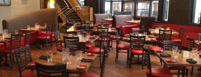 Bolt Bistro & Bar is one of Raleigh Favorites.