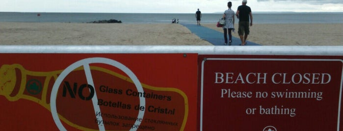 Brighton Beach is one of Great Outdoor and Swimmies.