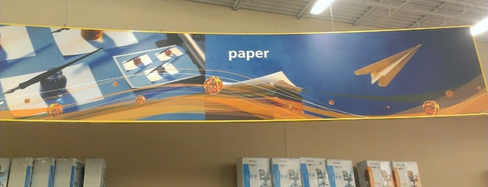 OfficeMax is one of Home away from home.