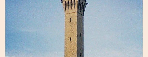 Pilgrim Monument is one of Landmarks.