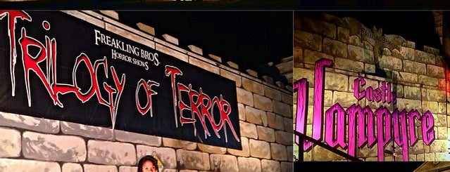 Freakling Brothers Trilogy of Terror is one of Best Haunts and Scares-Halloween Part2.