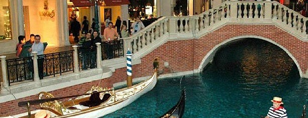 Venetian Resort & Casino is one of things done with the family and doug.