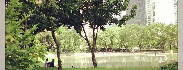 อุทยานเบญจสิริ (Benchasiri Park) is one of Thailand For Family.