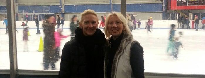 Hommocks Ice Rink is one of Hockey.