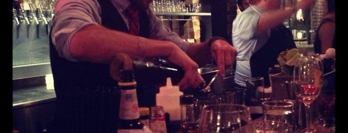 Fox Liquor Bar is one of Raleigh Favorites.