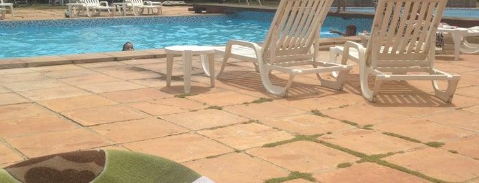 Mameluco Praia Hotel is one of Salvas.