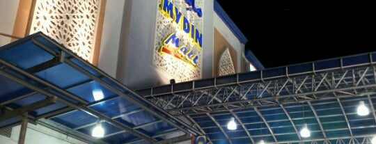 Mydin Mall is one of Top 10 favorites places in Kota Bharu, Malaysia.