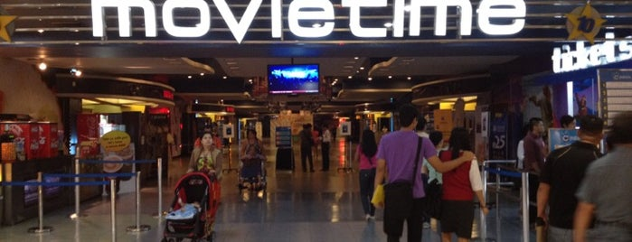 SM Megamall Cinemas is one of Been here :).