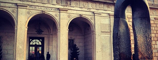 Freer Gallery of Art is one of Smithsonian Museum Tour.