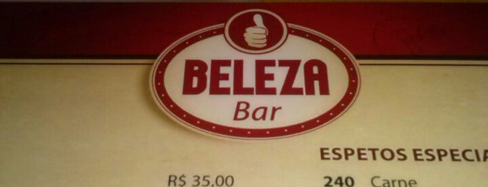 Beleza Bar is one of Great Times Are Coming.