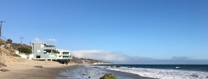 Malibu Colony Beach is one of Favorite places.
