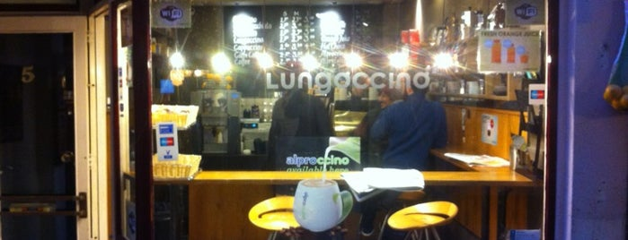 Lungoccino is one of Oh, Amsterdam.