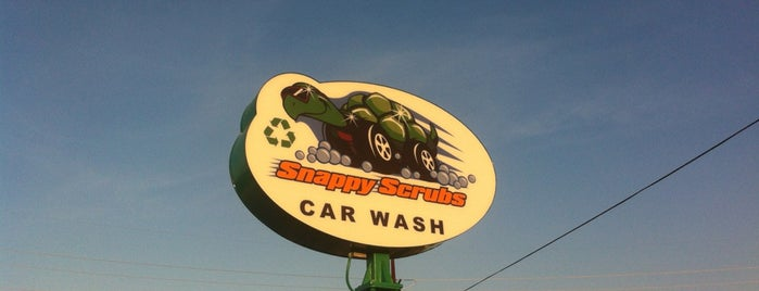 Snappy Scrubs Car Wash is one of Tour de Shreveport.