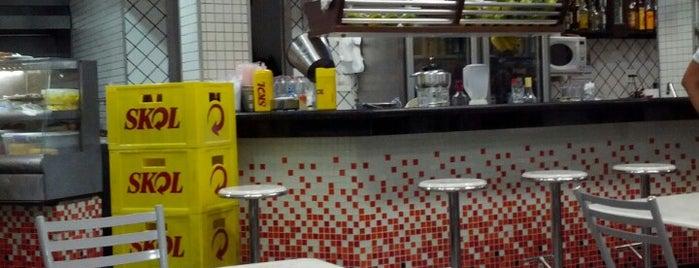 To-Zé Lanchonete (Bar D'Alôca) is one of restaurantes São Paulo.