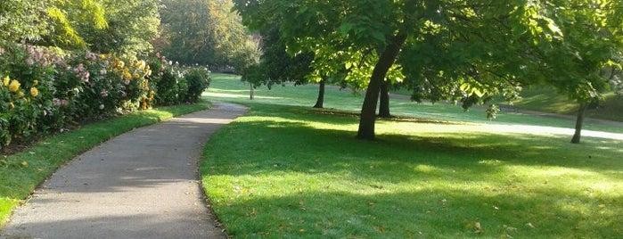 The Arboretum is one of Nottingham Favorites.