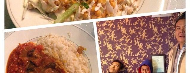 MARRAKECH NIGHTS III is one of Itaewon food.