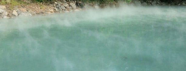 地熱谷 Beitou Thermal Valley is one of mylist.