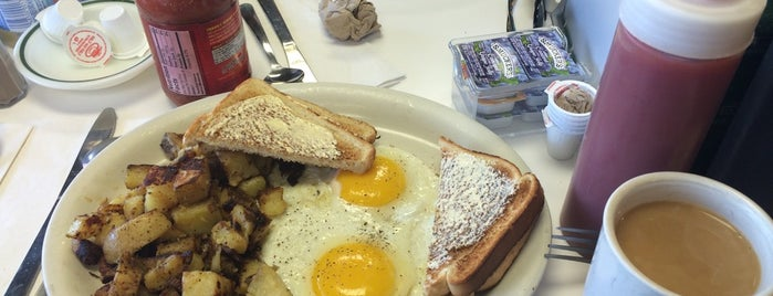 Kennas Diner (formerly Margies) is one of RIT Bucket List.