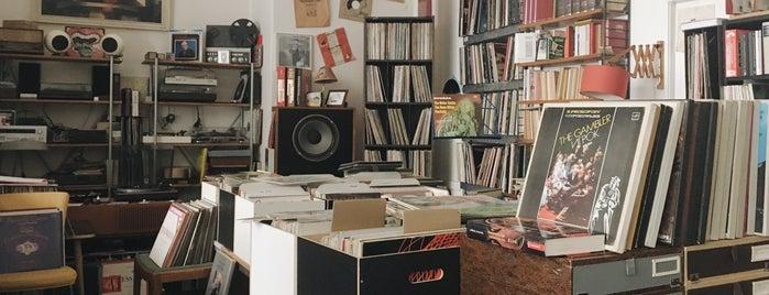 Horenstein is one of Vinyl in Berlin.