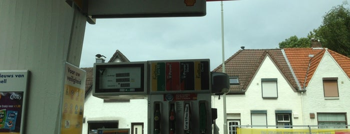 Shell Kempen is one of Shell Tankstations.
