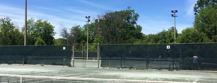 Rideau Tennis Club is one of Ottawa.