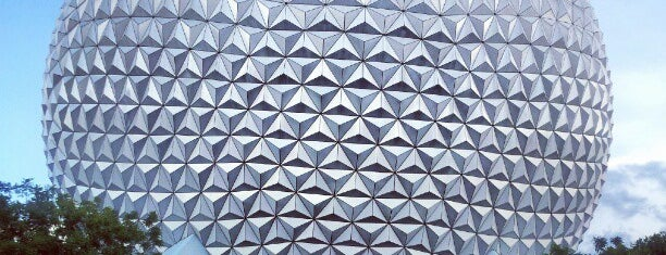Spaceship Earth is one of Done that.