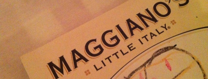 Maggiano's Little Italy is one of Gluten-free Austin.
