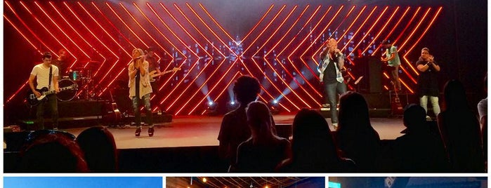 Cross Point Church is one of Nash Life.