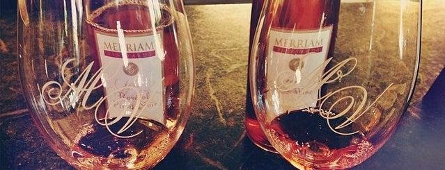 Merriam Vineyards is one of CVB Members.