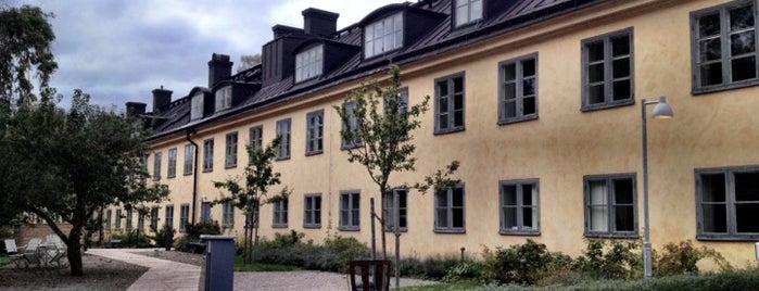 Hotel Skeppsholmen is one of Pärlans Konfektyr.