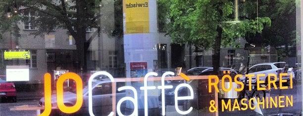 JoCaffè Rösterei is one of Coffee to drink in CNW Europe.