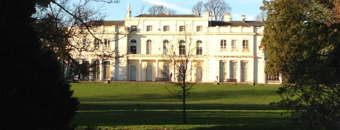 Gunnersbury Park is one of Must-visit Great Outdoors in London.