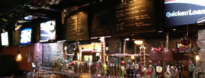 Tap & Barrel is one of Great local eats & hangouts.