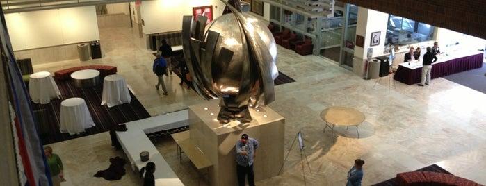 Boston University Questrom School of Business is one of Best BU Study Spots.