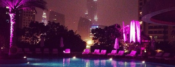 Must-visit Nightlife Spots in Dubai