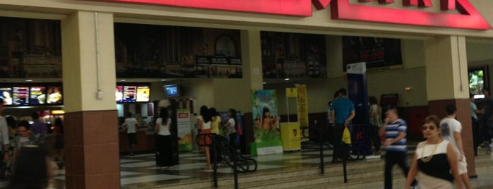 Cinemark is one of Lugares por onde andei..