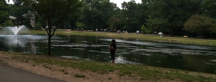 Saddle River County Park - Wild Duck Pond is one of Best Places in Ridgewood NJ #visitUS.